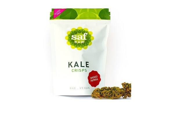 SAF Kale Crisps Smoked Paprika (40g) Kale has one of the most nutritional value to calories. It is great for detoxification and has over 45 different flavoring with antioxidant and anti-inflammatory benefits  #Extra #natur #ec #e #natu £3.49 #organic #natural #ecofriendly #sustainaable #sustainthefuture