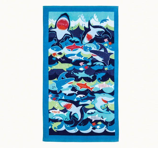Esprit big bite 70x140cm beach towel multi