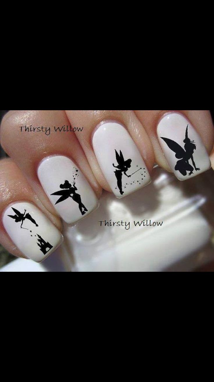 32 best Disneyland images on Pinterest | Disney nails art, Nail ...
