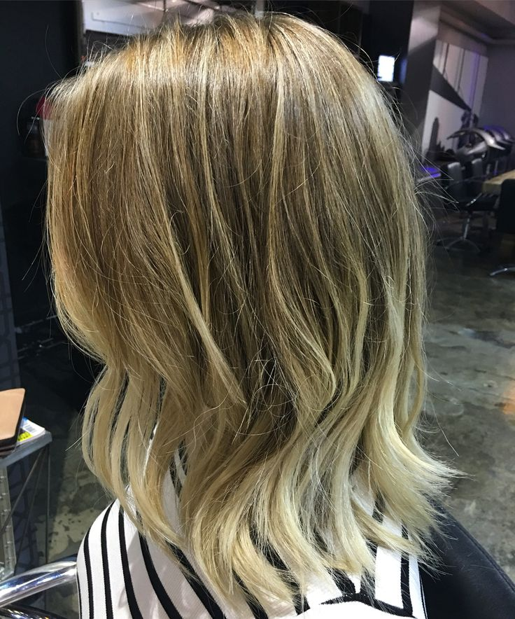 Colour by Jasmine cut and style Mikey