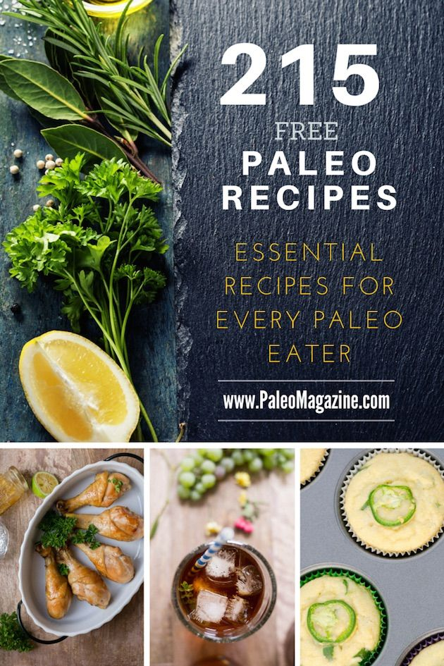 The 215 Most Popular Free Paleo Recipes – Essential Recipes For Every Paleo Eater