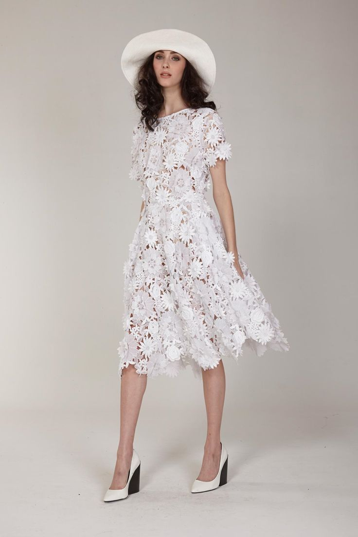 TOO BLOOMING RIGHT  Dress