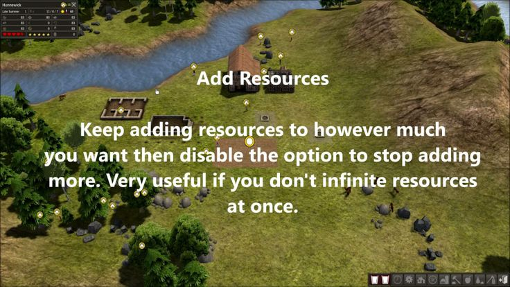 Banished V1.00 64bit-32Bit Trainer +10 - Banished V1.00 64bit-32Bit Trainer +10 with options such as resources, food, wood, gold and more. You can use this trainer to finish the game quickly and easily by adding resources and changing time in game and other available cheats.  #Banished #Steam #Trainer #Cheats