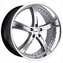 TSW Wheels TSW Jarama Hyper Silver with Mirror Lip