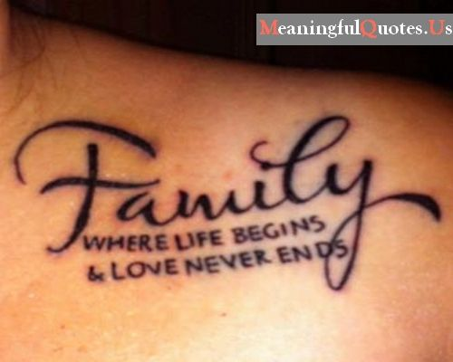 25 best Tattoo Quotes images on Pinterest | Quote tattoos, Tattoo ...