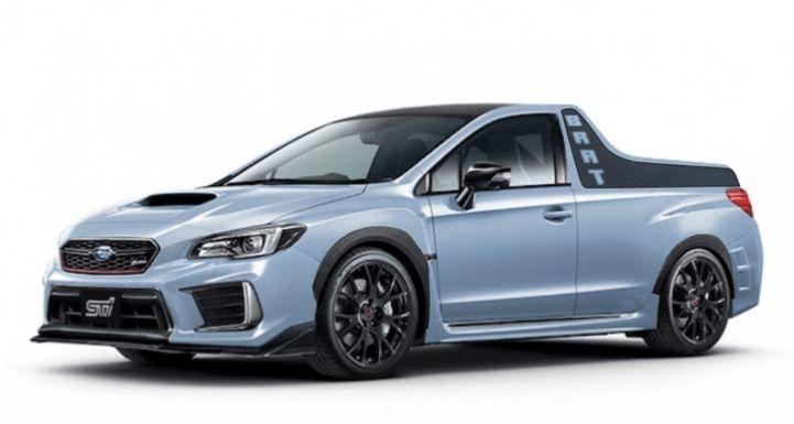 2021 Subaru Baja Exterior And Interior In 2020 Subaru Baja Subaru Crosstrek Subaru