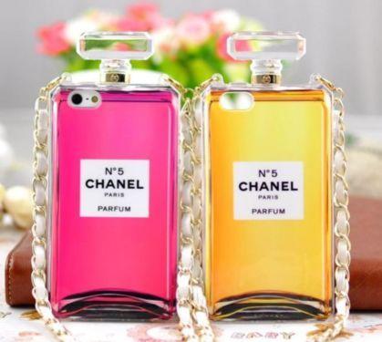 Nagelneu ,Iphone 4 5 Parfum Handyhülle mit kette in Sachsen - Freiberg   Apple iPhone gebraucht kaufen   eBay Kleinanzeigen