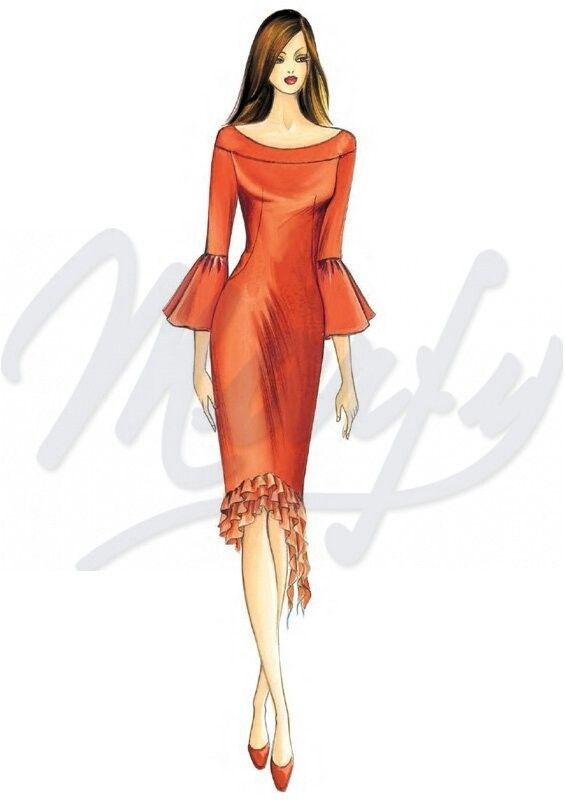 Pin de Luz Solano en Vestidos   Pinterest   Patrones de blusa ...
