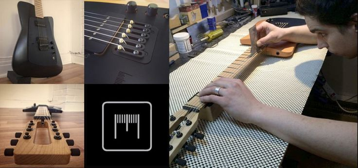 FLORIAN SCHNEIDER - FOUNDER OF MILLIMETRIC INSTRUMENTS - THE GUITAR KNOBS PODCAST