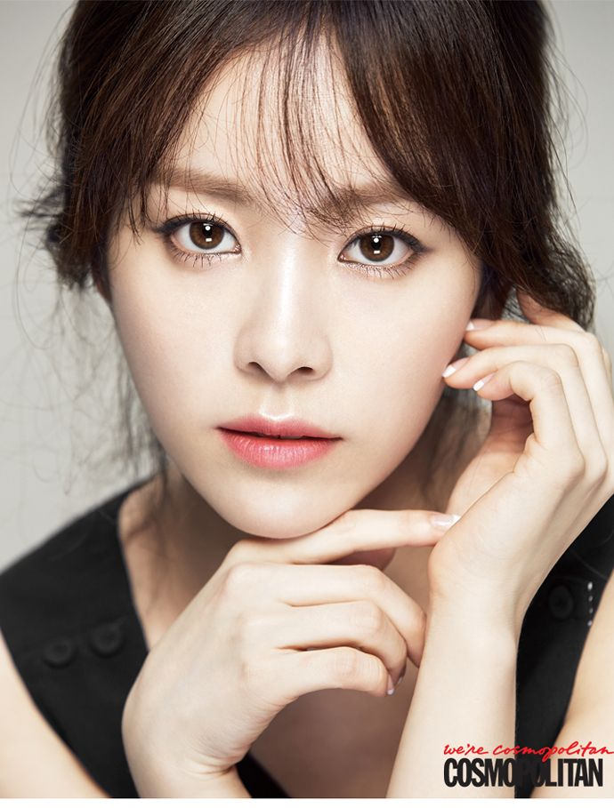 Han Ji Min Is A Flawless Vision In Cosmopolitan Korea's August 2014 Issue | Couch Kimchi