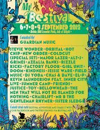 bestival poster 2012