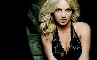 Britney Spears Pictures Windows 8 Theme
