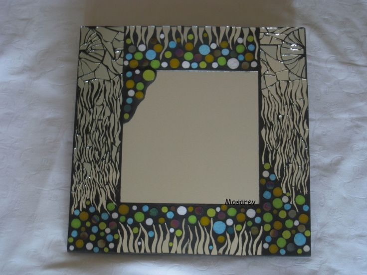 Best 25 miroir contemporain ideas on pinterest salle d for Mosaique miroir