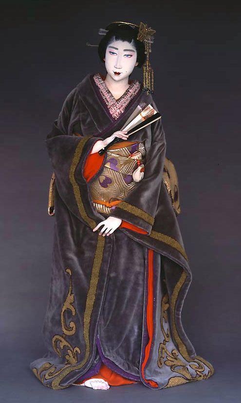 マダム貞奴 の画像|辻村寿和Collection「寿三郎」創作人形の世界
