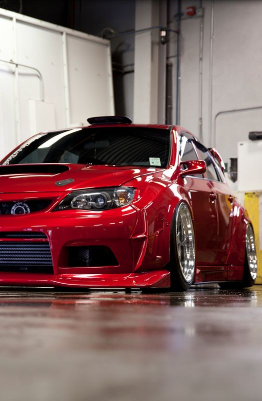 Great color! Very Impreza#Rvinyl #CarbonFiber #BodyKits http://www.rvinyl.com/Body-Kits.html