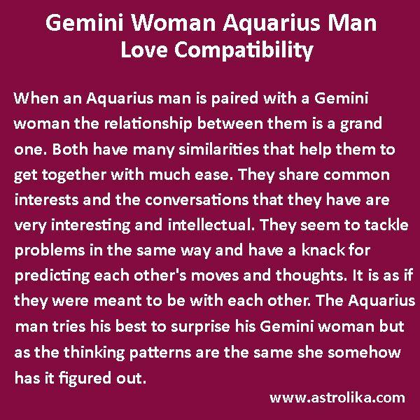 Leo woman and gemini woman