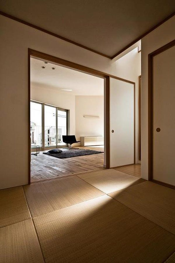 28 best trim images on pinterest asian design japanese for Japanese tatami room design