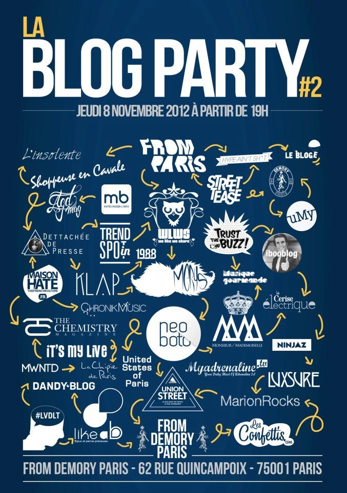 BLOG PARTY #2