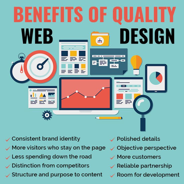 Benefits Of Quality Web Design #Webdesign #Websitedesign #Webdevelopment