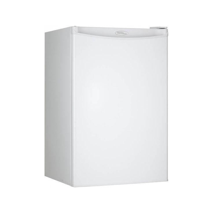 Danby - 4.4 Cu. Ft. Mini Fridge - White