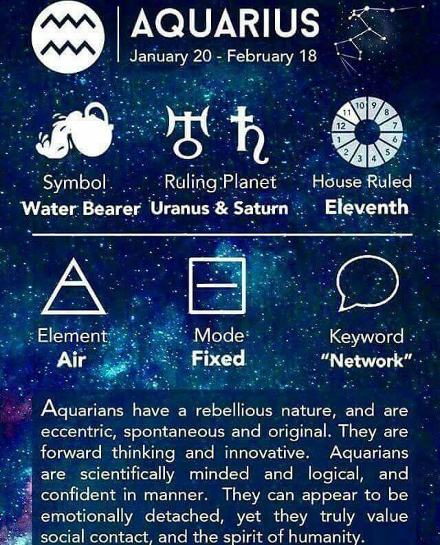 boyfriend also born a cusp. Aquarius/Pisces  #21st