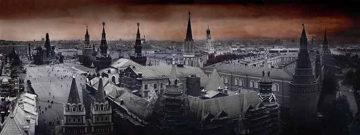 Moscow, Vladimir Brylyakov 2005