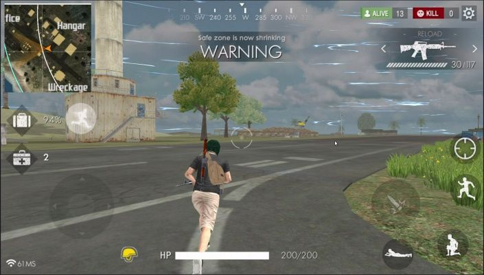 Free Fire Battlegrounds Is A Android Free To Play Action Third