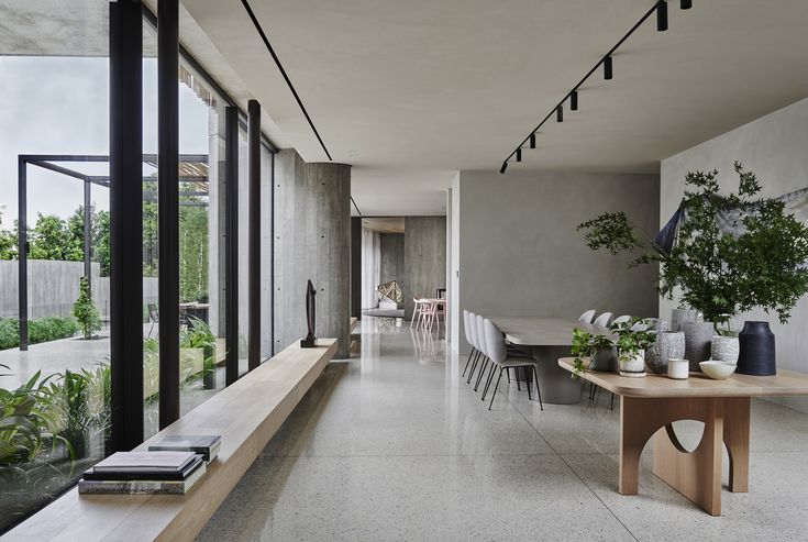 Twig House by Leeton Pointon Architects + Interiors, and Allison Pye Interiors Read more at http://homes.nine.com.au/2017/03/31/11/11/australian-interior-design-awards-2017-shortlist-announced#UC1qIGRWHi645hJw.99