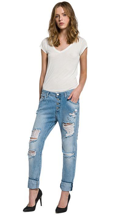 Pilar boyfriend jeans