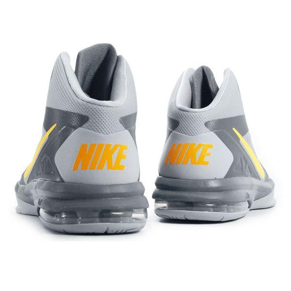 """Sepatu Basket Air Max Body U (599350-402) adalah sepatu basket dengan design yang simple dan sempurna. Sepatu ini sangat cocok untuk setiap permainan agresif, dibuat dengan bahan upper """"hyperfuse"""" untuk mendukung setiap kekuatan."""