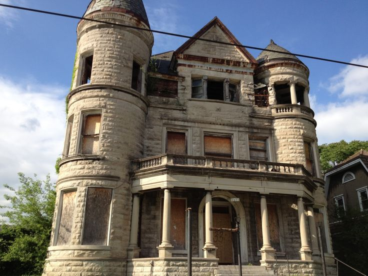 116 Best Images About Abandoned Victorian Mansions On