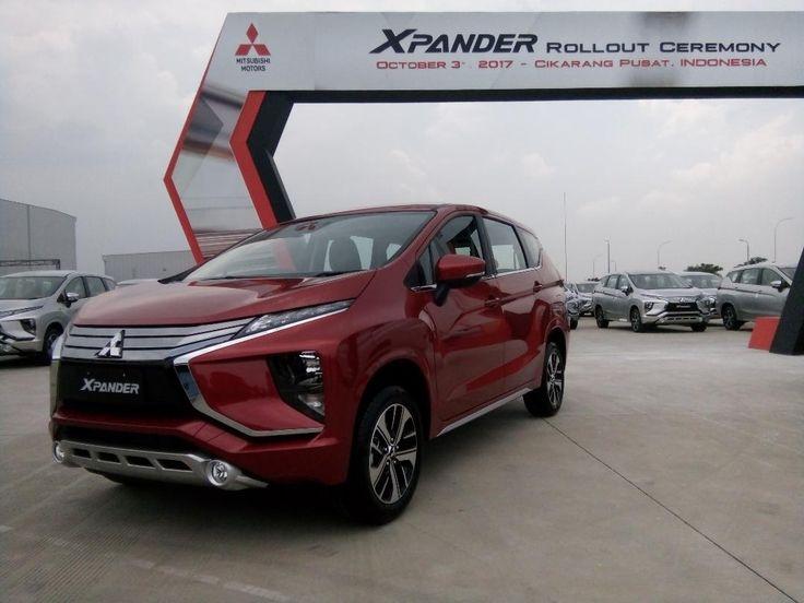 Penjualan Mitsubishi Xpander Ungguli Xenia dan Ertiga