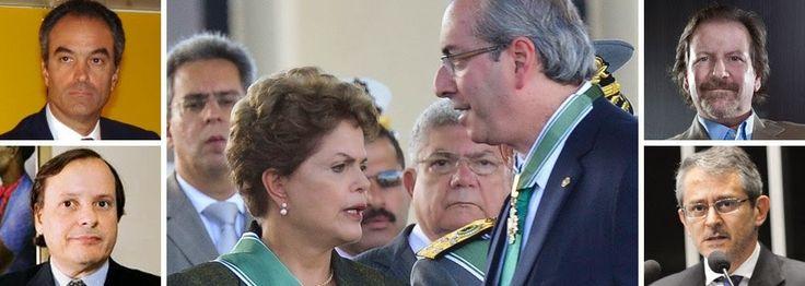 Os donos da grande mídia querem o impeachment da presidente Dilma Rousseff para terem acesso à verba do governo   Blog de Francisco Castro
