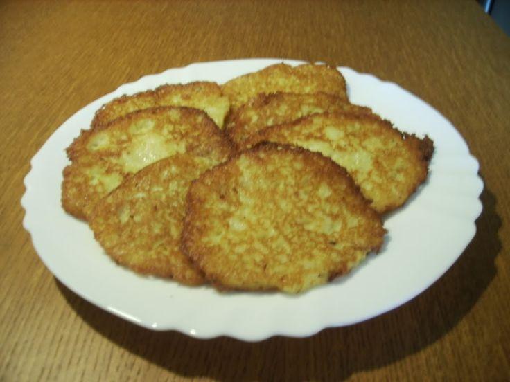 Kartoffelpuffer / Platzki