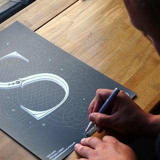 Seb Lester Print for Playdesk