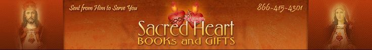 Sacred Heart Books and Gifts - This is a great place to order Catholic homeschooling materials from -- reasonably priced - good selection.