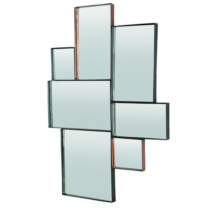 7 Squares spegel   i gruppen Inredningsdetaljer / Hemmets bra att ha / Speglar hos RUM21.se (113397)