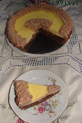 B&B: Anyuci készítenél...: Tojáslikőrös, krémsajtos brownie pite - No. 37