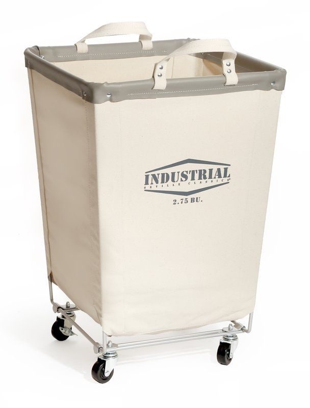 Commercial Laundry Hamper Founde Look