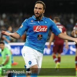SEMPRE E comunque Napoli: Comunicato SSC Napoli - Nessuna trattativa per Hig...