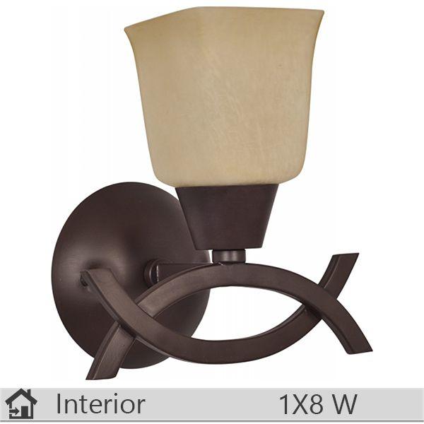 Imaginea Aplica iluminat decorativ interior Klausen, gama Ramo, model AP1 http://www.etbm.ro/aplica-iluminat-decorativ-interior-klausen-gama-ramo-model-ap1