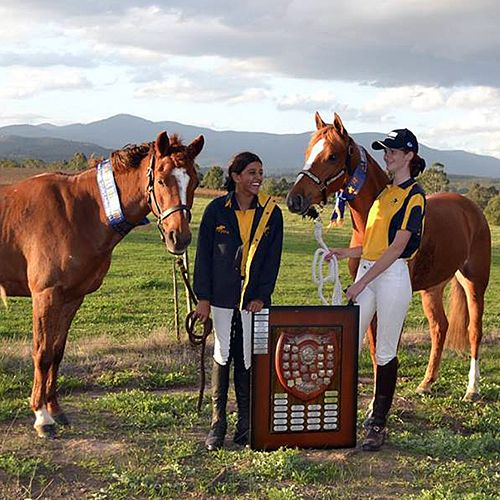 Wyena Wins 2016 Lawler Shield - NMZ Teams Horse Trials.  Read More: http://www.wyena.ponyclubvic.org.au/?page=30466