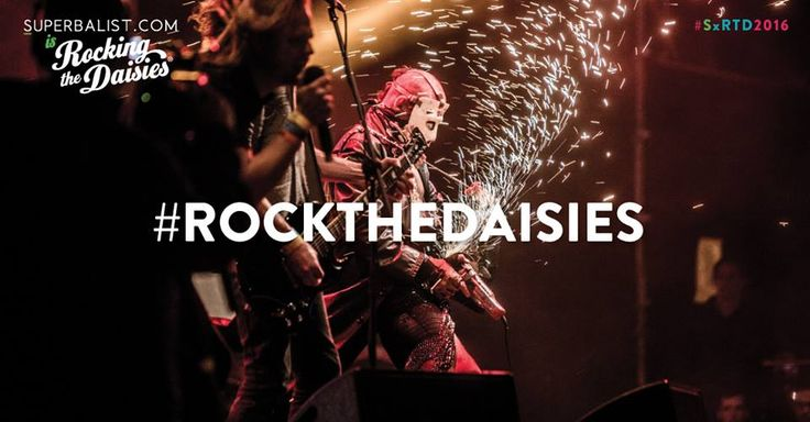 Daisies is Rocking Again in 2016!