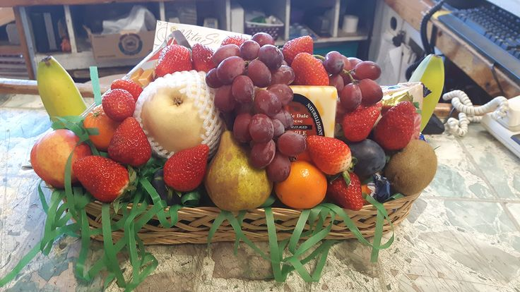 Time is running out! You can still order the perfect fresh fruit basket or gift basket for someone special on our website. Visit www.specialtyfood.ca --  we deliver!