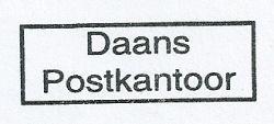 Daans Postkantoor
