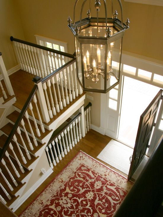 Front Foyer Lighting Design Ideas : Best images about foyer design ideas on pinterest