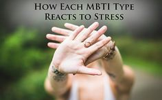 How Each MBTI Type Reacts to Stress. ISFJ.