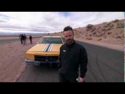 Driving School Behind-The-Scenes Featurette For #NeedForSpeed with Aaron Paul from Breaking Bad.