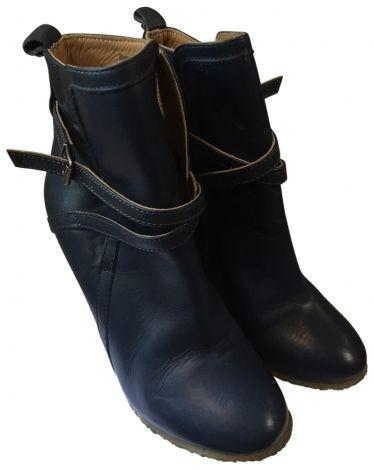 PAUL & JOE SISTER Bottines & low boots compensées https://www.videdressing.com/bottines-low-boots-compensees/paul-joe-sister/p-4172569.html?&utm_medium=social_network&utm_campaign=FR_femme_chaussures_bottines___low_boots_4172569