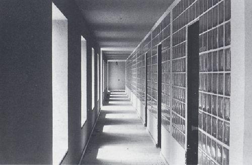 Architectural Drawings, Models, Photos, etc... — Giorgio Grassi - Casa dello studente, Chieti